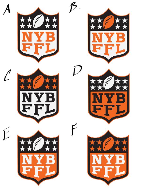 NFL-Orange-Combo